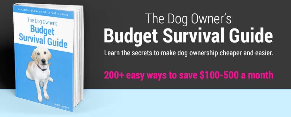 dog budget book