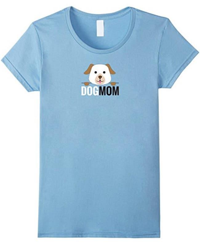 dog mom shirt photo
