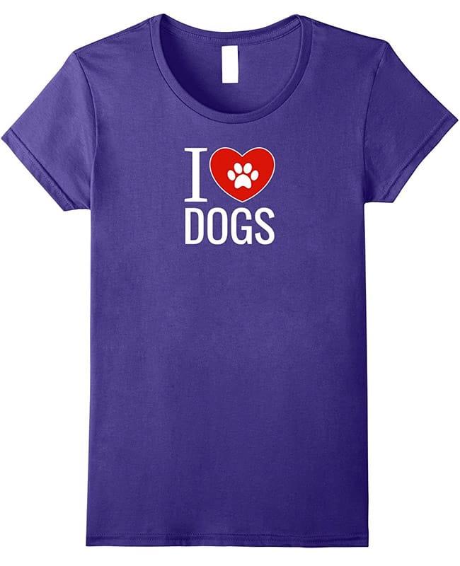 heart dogs photo