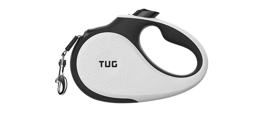 TUG 360° Heavy Duty Retractable Dog Leash with Anti-Slip Handle