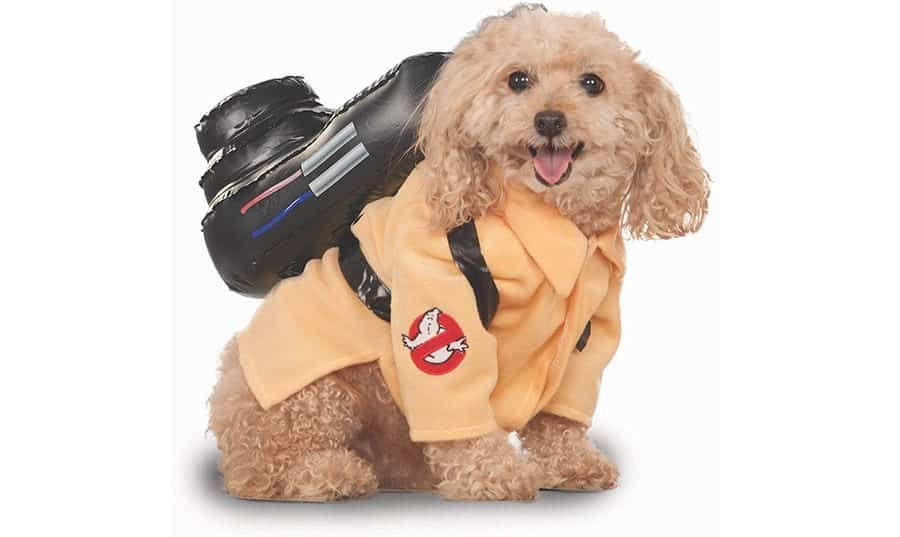 Ghostbuster Dog Costume