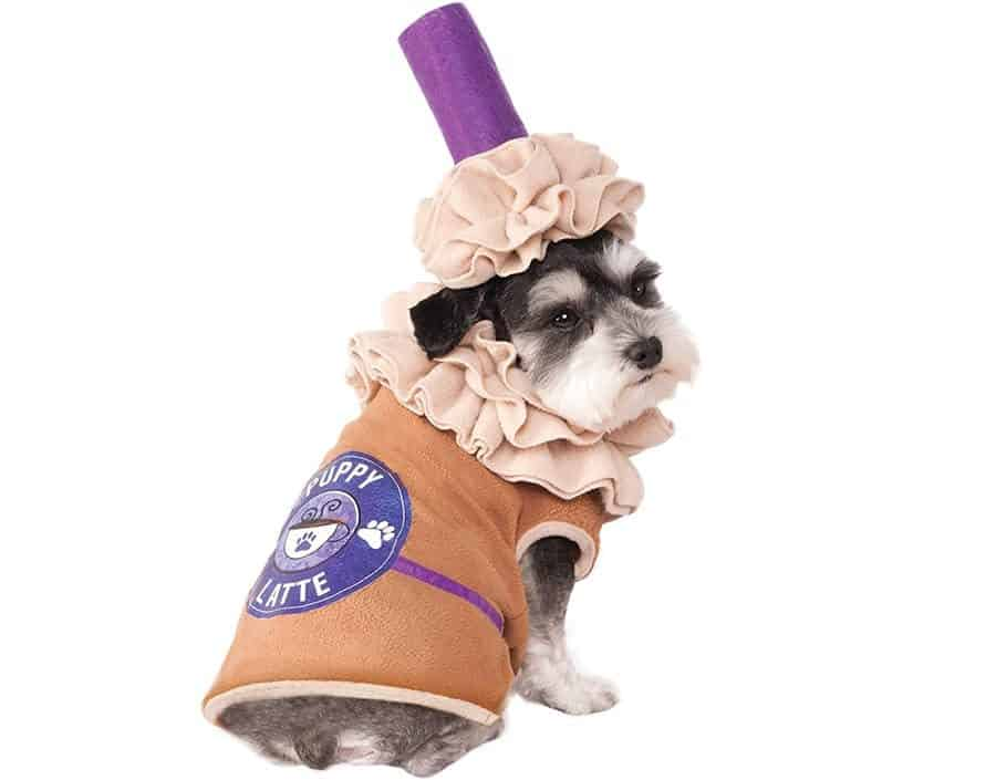 Puppy Latte Halloween Costume