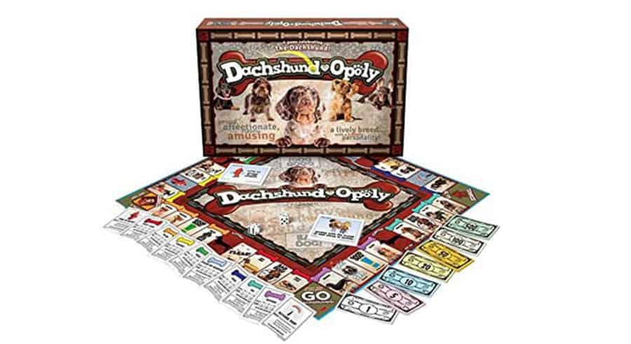 Dachshund game