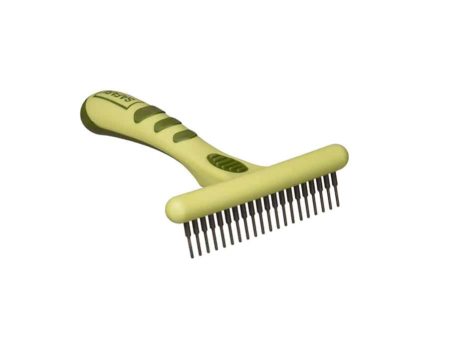 Coastal Pet Long Tooth Undercoat Dog Rake