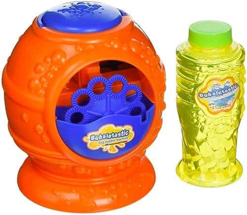 dog bubble machine