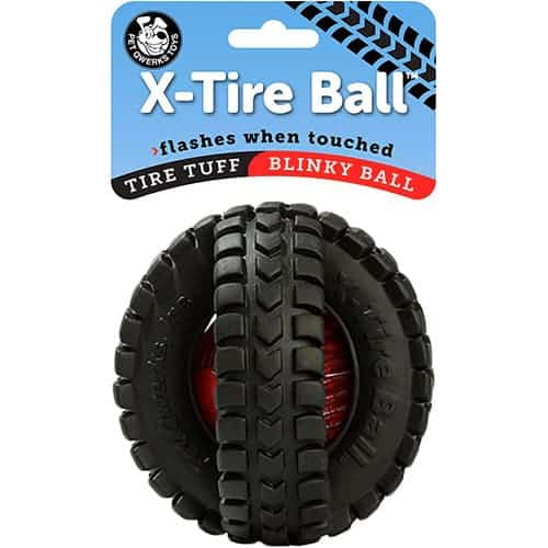 tire ball toy