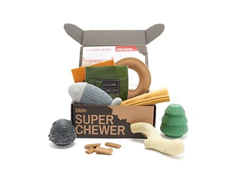 SuperChewer Box