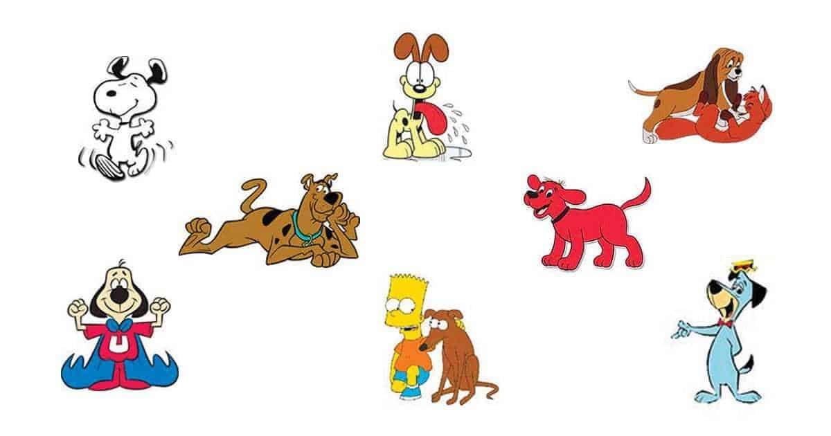 cartoon dog names